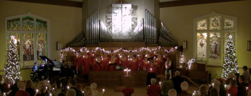 candlelight Christmas Eve Service